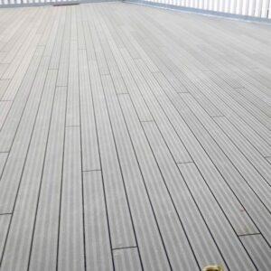 Terrasse Composite Trend Gris Brun Buisson